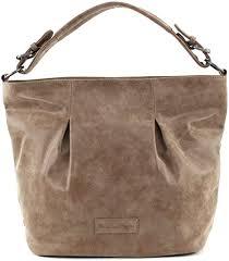 Fritzi aus Preussen Damentasche Adela wood: Amazon.de: Schuhe & Handtaschen