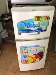 Tủ lạnh toshiba 120l quạt gió - Điện lạnh, Máy, Gia dụng tại Hà Nội -  28460343