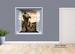 Funky Faux Window Art 10 Creative Designs To Choose From