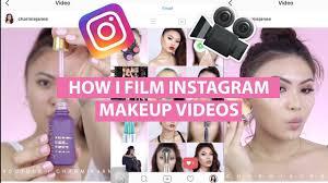 film edit insram makeup videos