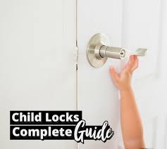 how to childproof a door with safety locks