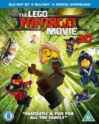 Amazon.com: The LEGO Ninjago Movie [Blu-ray 3D + Blu-ray]: Michael ...