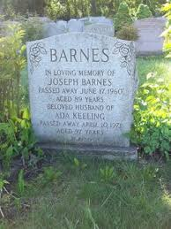Ada Keeling Barnes (Unknown-1971) - Find A Grave Memorial