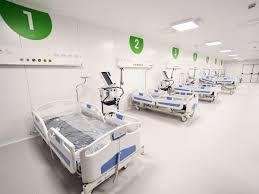 Milano, l'ospedale in Fiera finora è un grande flop: solo sei i ...