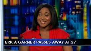 Black Lives Matter icon Eric Garner's daughter dies at 27 - 6abc ...