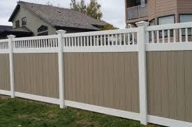 Vinyl Fence Gallery Mild Fence