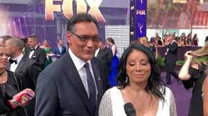Jimmy Smits ('Bluff City Law') interview on the 2019 Emmys red carpet -  YouTube