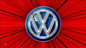 modern volkswagen gl logo
