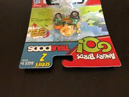 NIP Angry Birds Go! Telepods Kart Series 2 HAL TOUCAN BOOMERANG ...