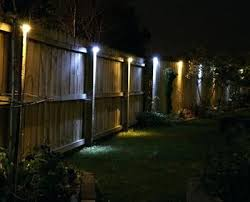 Outdoor Solar Fence Post Lighting Solar Fence Lighting Solar Fence Lights Fence Lighting Solar Lights Garden