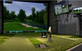 build your own indoor golf simulator