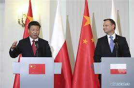 Xi urges China, Poland to set up paradigm of B&R co-op - China.org.cn