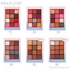 colors matte eye shadow palette