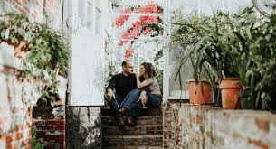 new england spring engagement shoot spots