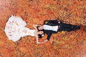 fall weddings outdoor wedding venues