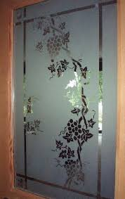 interior door etching glass thickness