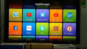 Hướng dẫn sử dụng các ứng dụng xem truyền hình, xem phim trên ...