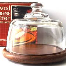 best glass cheese dome products on wanelo