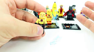 CW Flash Custom LEGO Minifigures 2017 – Видео Dailymotion