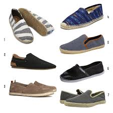 summer shoes for guys men s espadrilles
