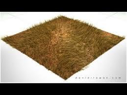 easy 3d max vray tutorial rug hair