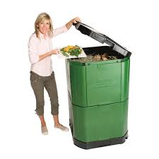 aerobin 400l home composter bunnings