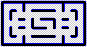 css javascript pacman flash monkey