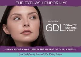 Gdl Window Decal The Eyelash Emporium
