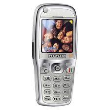 Alcatel OT 735i phone photo gallery ...