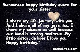 🥇 best happy birthday sister status quotes wishes dec