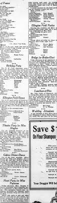 Dorothy Guerry throws a party for Gladys Patterson - Newspapers.com