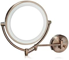 best lighted makeup mirror reviews 2020