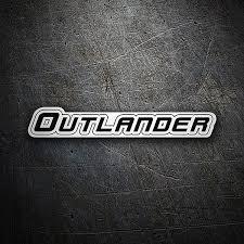 Sticker Can Am Outlander Muraldecal Com