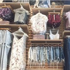 brandy melville clothes rack