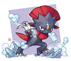 Weavile fan art : pokemon