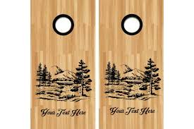 Nature Decals Stickers Decalboy