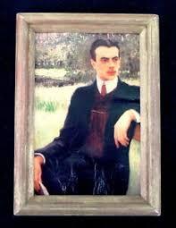 Felix Yusupov Antique Portrait, Murder Grigori Rasputin Russian | eBay