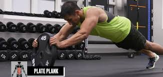 these weight plate moves will hit every