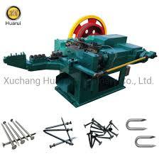 steel nail making machine automatic