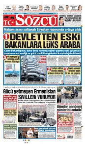 Türkiye Gazetelerinin Manşetleri / 5 Ekim 2020