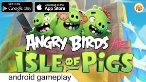 Angry Birds AR Isle of Pigs Android Gameplay