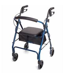 compact low narrow seat walker