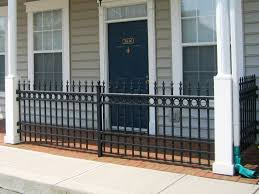 Decorative Metal Fences And Gates Buildipedia