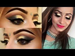 indian bridal makeup tutorial deepti