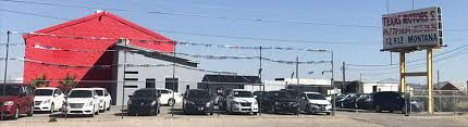 texas motors specialty let us help