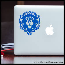 Alliance Symbol Wow World Of Warcraft Inspired Car Laptop Decal Decal Drama