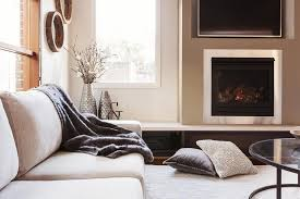 how long can you leave a gas fireplace