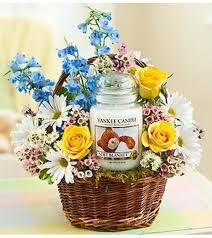 yankee candle soft blanket basket