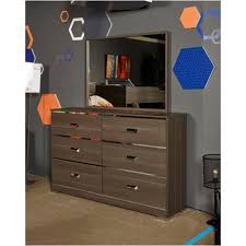 B132 26 Ashley Furniture Annikus Kids Room Mirror
