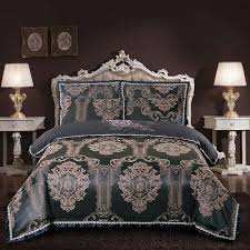 thick cotton bedspread luxury bedding